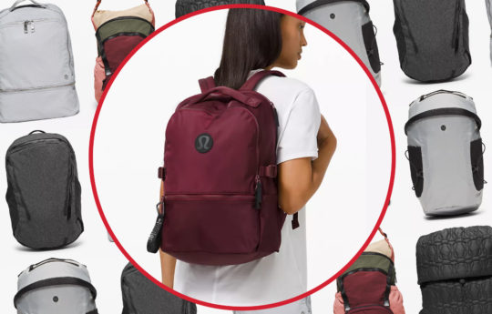 11 Best Lululemon Backpacks for Every Occasion