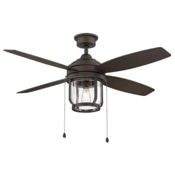 Home Decorators Collection Northampton 52-inch Indoor/Outdoor Espresso Bronze Ceiling Fan