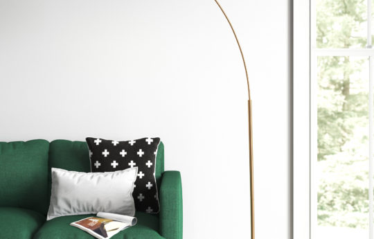 20 Coolest Wayfair Floor Lamps for Every Style