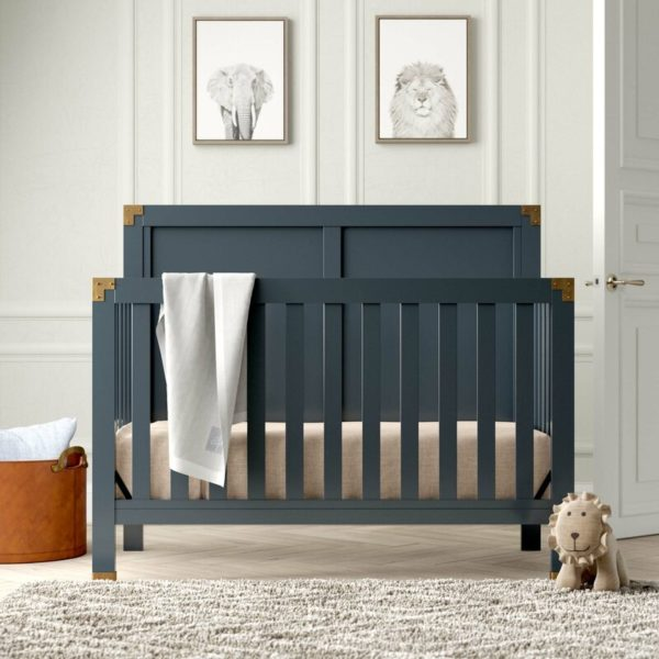 Greyleigh Wilmslow 5-in-1 Convertible Crib