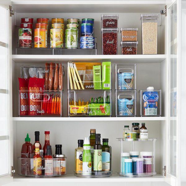 iDesign Pantry Storage Solution