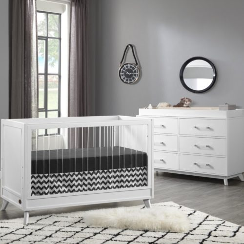 9 of the Most Perfect Baby Cribs on Wayfair