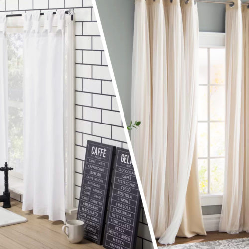 The 37 Cutest Curtains on Wayfair for Every Type of Room