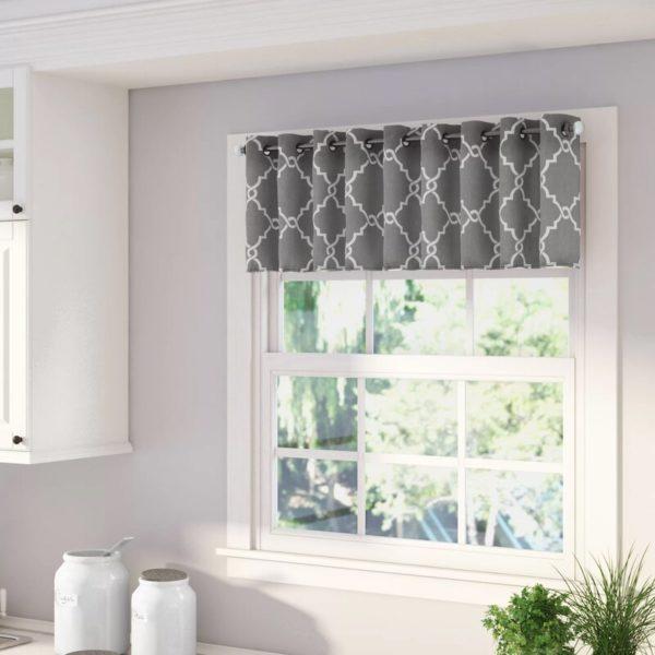 Three Posts Winnett Light-Filtering 50 Curtain Valance