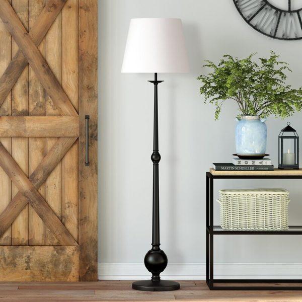 """Red Barrel Studio Winnie 68"""" Floor Lamp"""