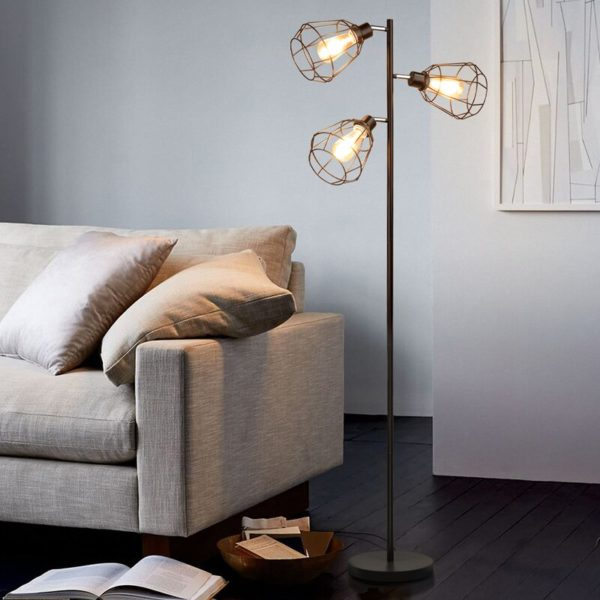 "17 Stories Woodberry 65.7"" Tree Floor Lamp"