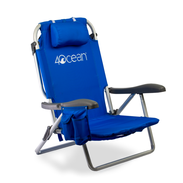 Signature Backpack Beach Chair w/ Cooler