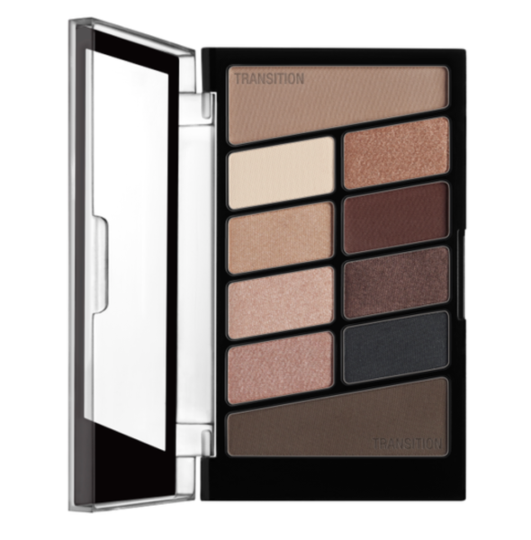Wet n Wild Color Icon 10-Pan Palette in Nude Awakening
