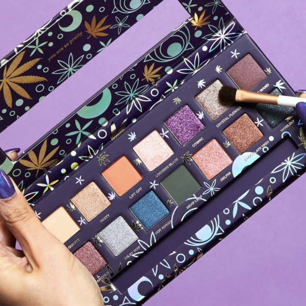 Pacifica Cosmic Reflect Hemp Infused Palette