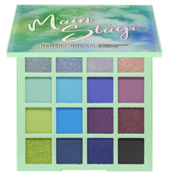 L.A. Girl Desert Dream Eyeshadow Palette in Mainstage