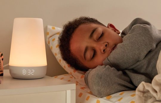 How the Hatch Sound Machine Helped Our Whole Family Sleep Better