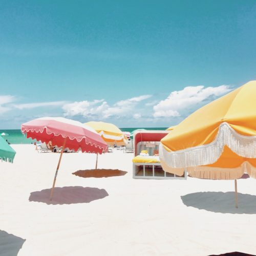 Must-Have Beach Gear For Your Next Trip to The Beach