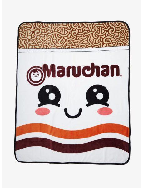 Maruchan Chibi Ramen Noodle Throw