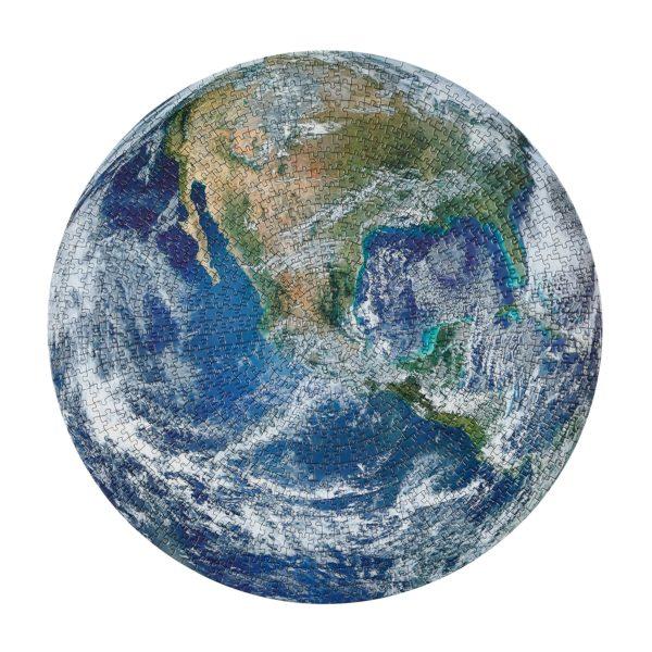 1000-piece Earth Puzzle