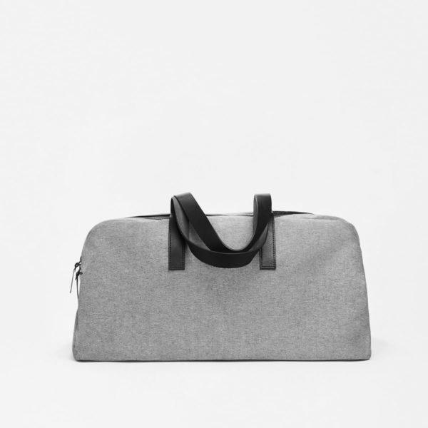 Twill Weekender Bag