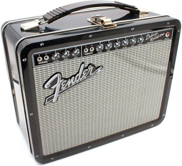 Aquarius Fender Amp Large Tin Storage