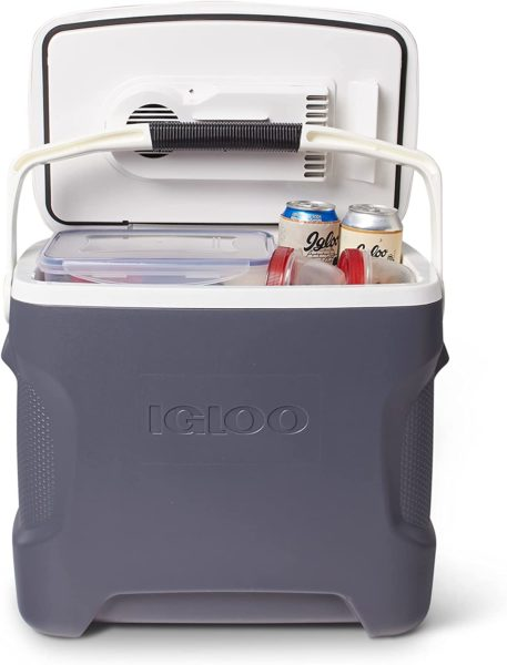 Igloo 28 Quart Iceless Thermoelectric 12 Volt Portable Ice Chest