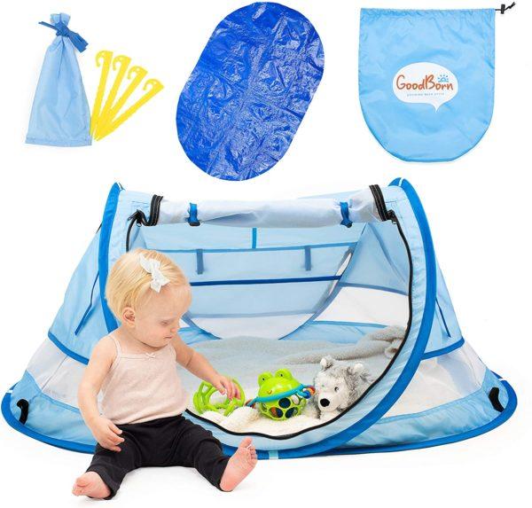 GoodBorn Baby Beach Tent