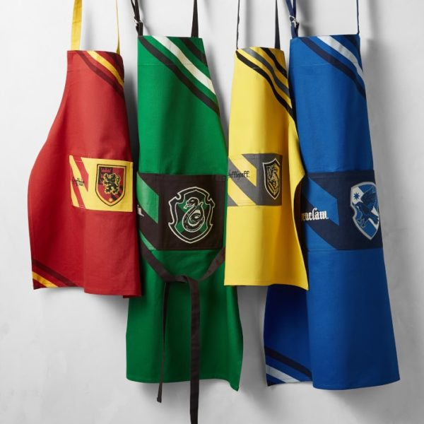 Harry Potter Adult and Kid Aprons