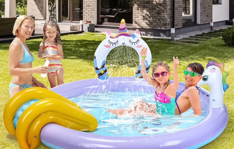 The Best Inflatable Pools For Staying Cool This Summer