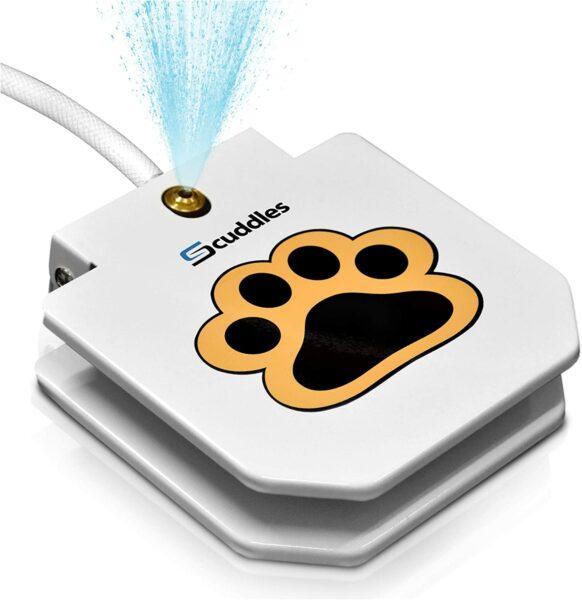 Step On Dog Sprinkler Toy