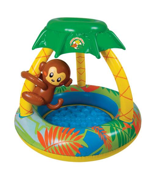 Poolmaster Go Bananas Inflatable Kiddie Pool