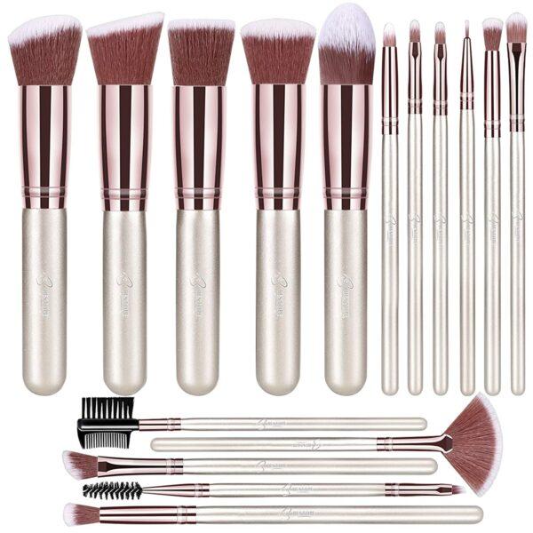BESTOPE 16-Piece Brush Set