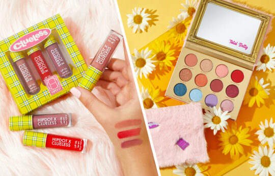 This Clueless-Inspired Makeup Collection Will Leave You Totally Buggin'