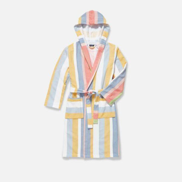 Hammam Robe in Rainbow Sherbet
