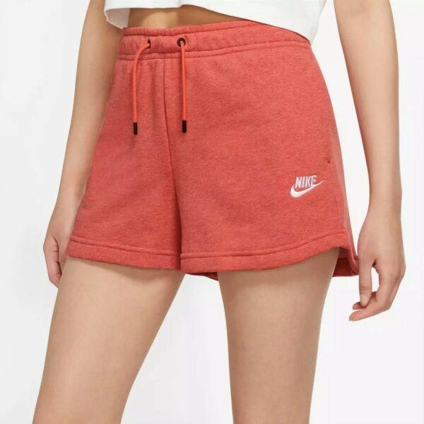 Nike Women's Sportswear Essential French Terry Shorts