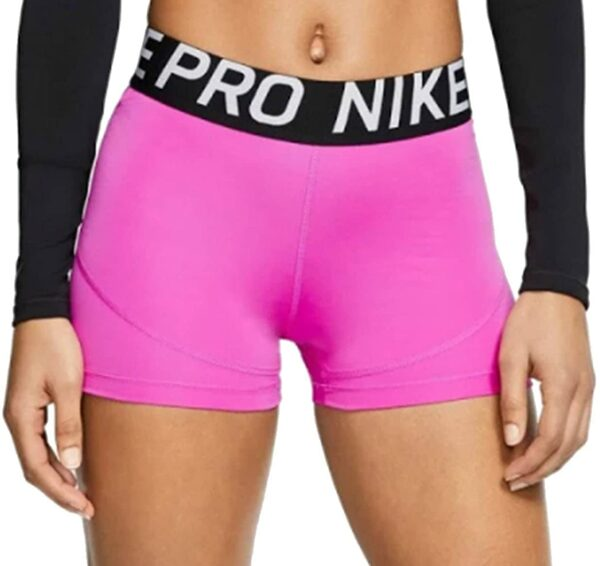 "Nike Women's Pro 3"" Training Shorts"