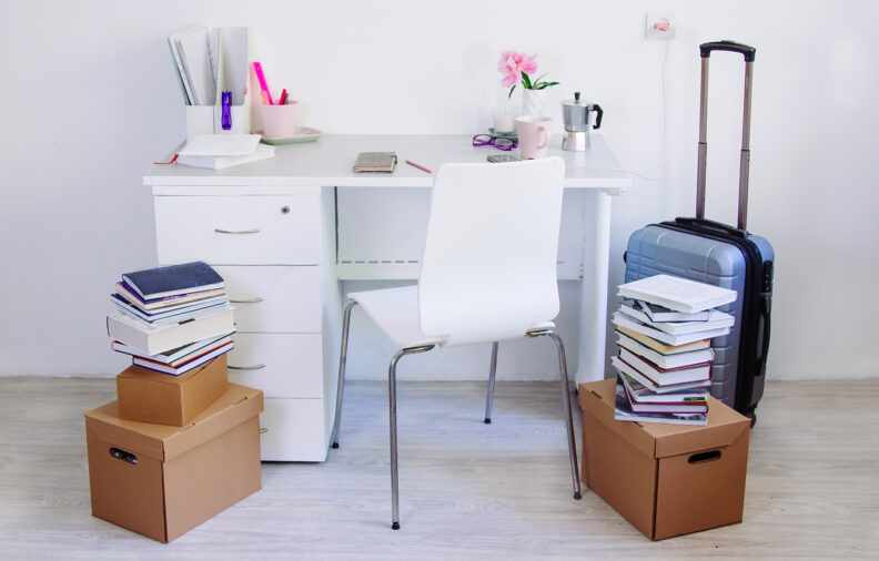 18 Dorm Room Storage Ideas to Organize Your Room to Perfection