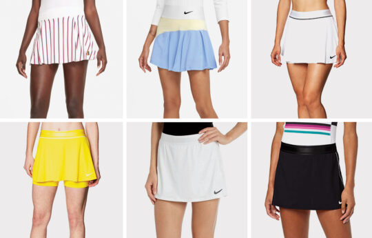 12 Nike Tennis Skirts That Look Cute On & Off the Court