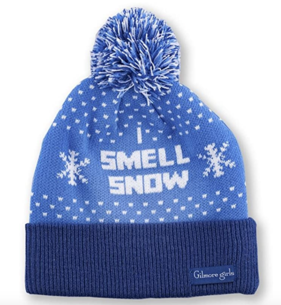 Gilmore Girls I Smell Snow Winter Beanie