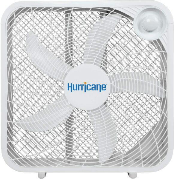 Hurricane 20-Inch Box Fan