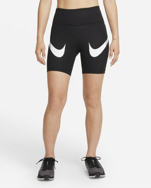 Women's Mid-Rise Swoosh Shorts