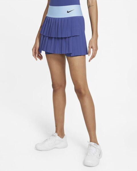 Women's NikeCourt Advantage Pleated Tennis Skirt