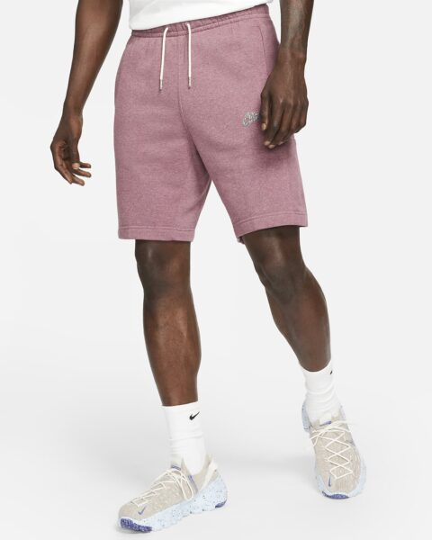 Men's Semi-Brushed Shorts