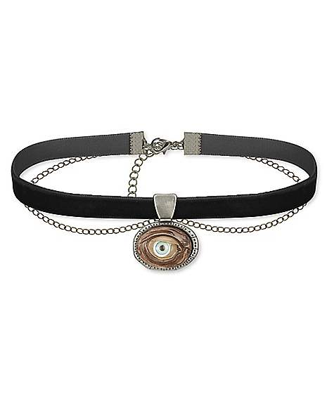 Winifred Sanderson Choker Necklace