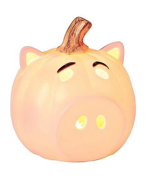 Mini Hamm Light-Up Pumpkin Decorations - Toy Story
