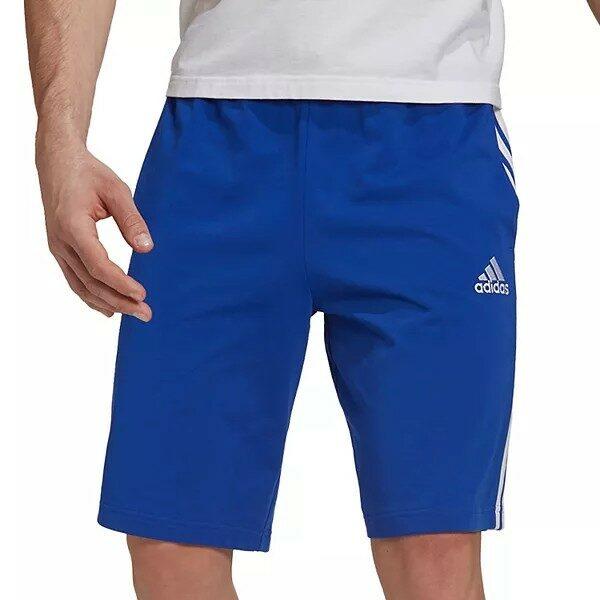 Men's adidas 3-Stripe Jersey Shorts