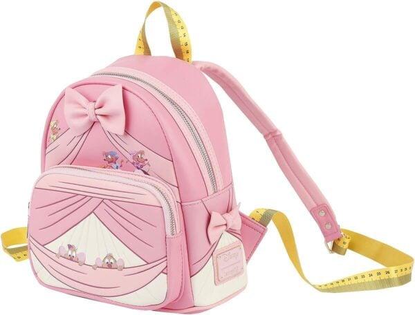 Loungefly Disney Cinderella Peek A Boo Womens Double Strap Shoulder Bag Purse