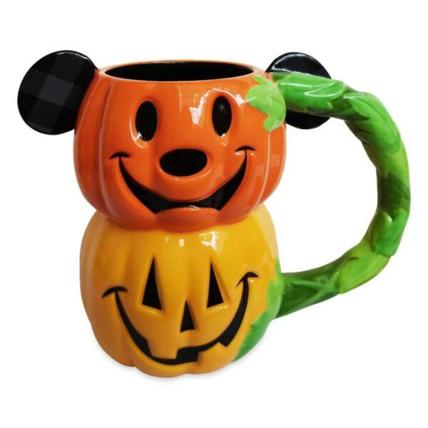 Mickey Mouse Jack-o'-Lantern Mug