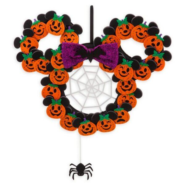 Mickey's Halloween Wreath, Disney Halloween