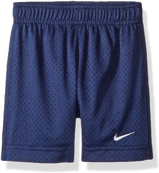 Nike Kids Baby Boy's Essential Mesh Short (Toddler)