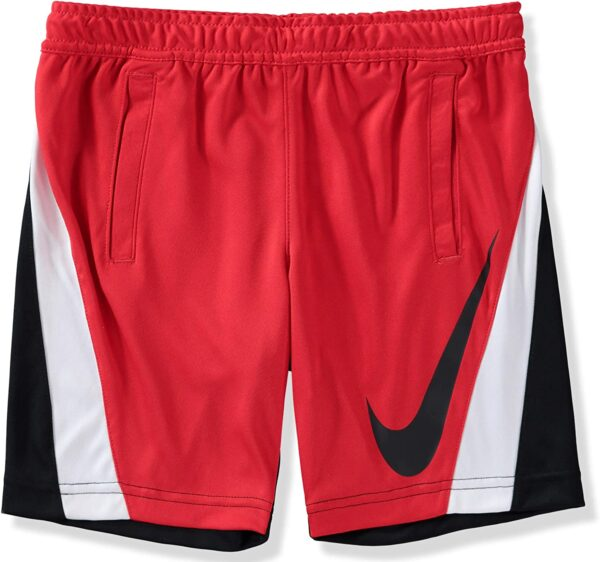 Nike Boys Dri-FIT Colorblock Athletic Shorts