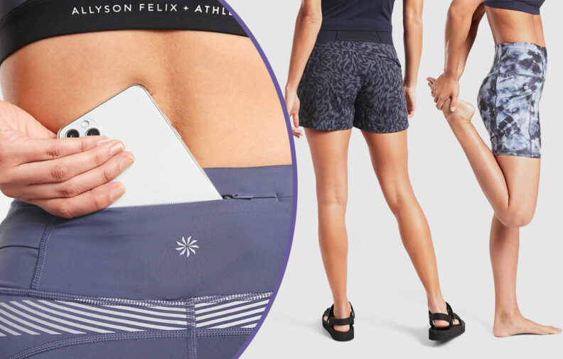 Best Athleta Shorts: 10 Comfortable, Versatile Styles for All the Ways You Move