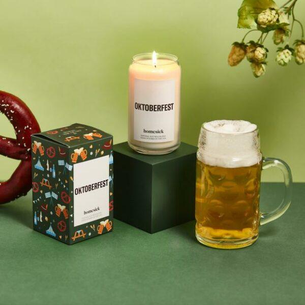 Homesick Oktoberfest Candle