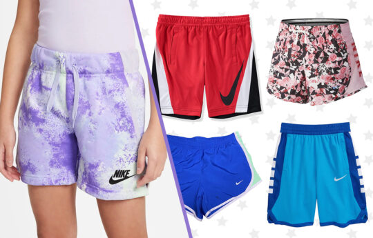 11 Best Nike Shorts for Kids That Are Stylish & Perfect for Playtime