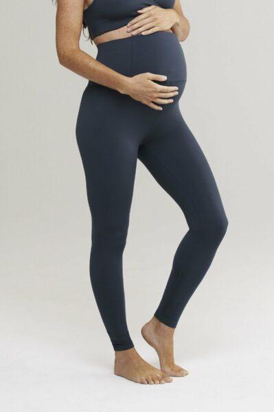 Midnight Seamless Maternity Legging